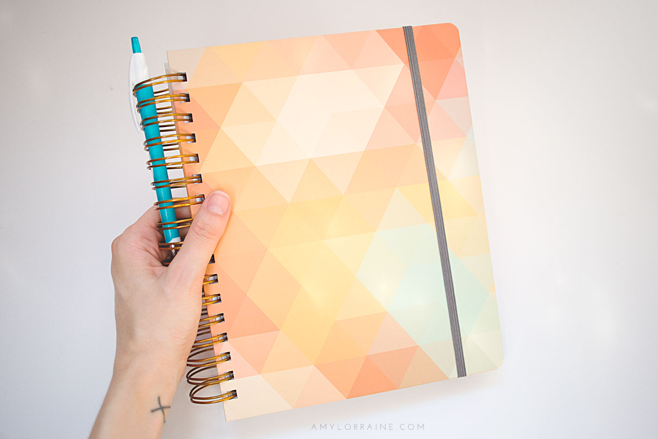inkWELL Planner   Review + Coupon Code   www.amylorraine.com