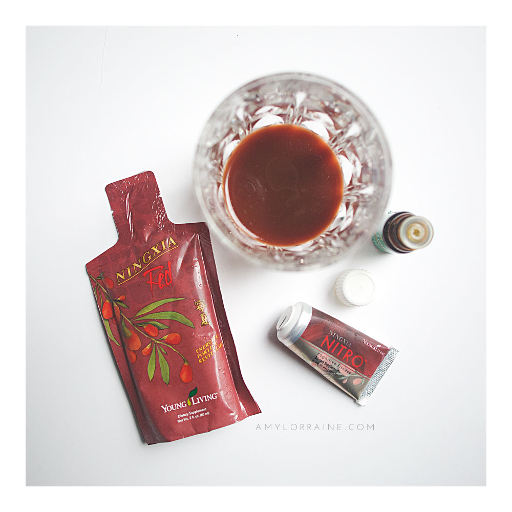 NingXia Red | The Drink You Need That's Not Wine | www.amylorraine.com