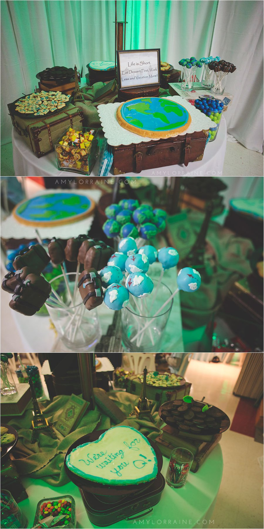 Adventure Awaits Baby Shower | www.amylorraine.com