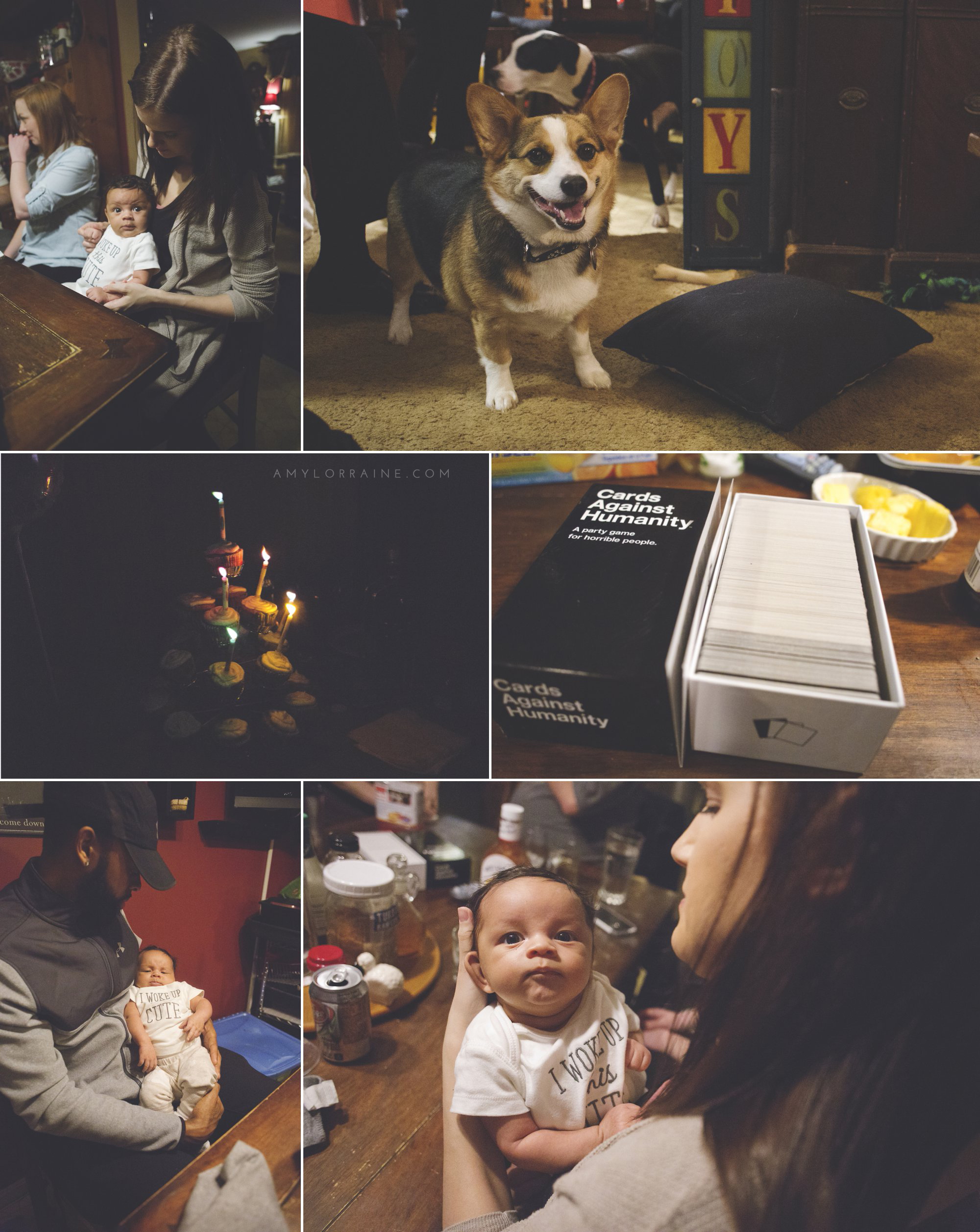 Weekend Adventures | Great Sage, Birthday Celebrations + A New Puppy | www.amylorraine.com