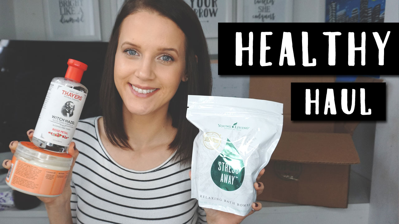 Healthy Haul | Vol 1 www.amylorraine.com