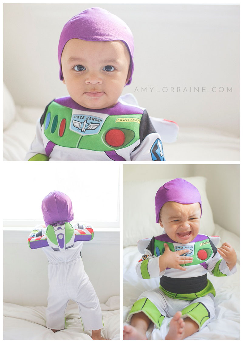 13 Nights of Quentin Costumes | Quentober | Buzz Lightyear | www.amylorraine.com
